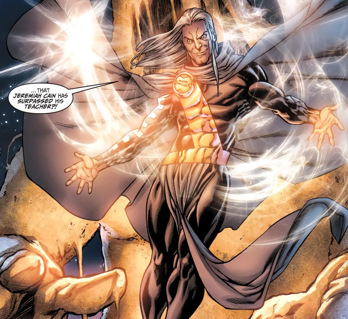 Jeremiah Cain (Wildstorm Universe)