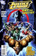 Justice League- Cry for Justice Vol 1 7
