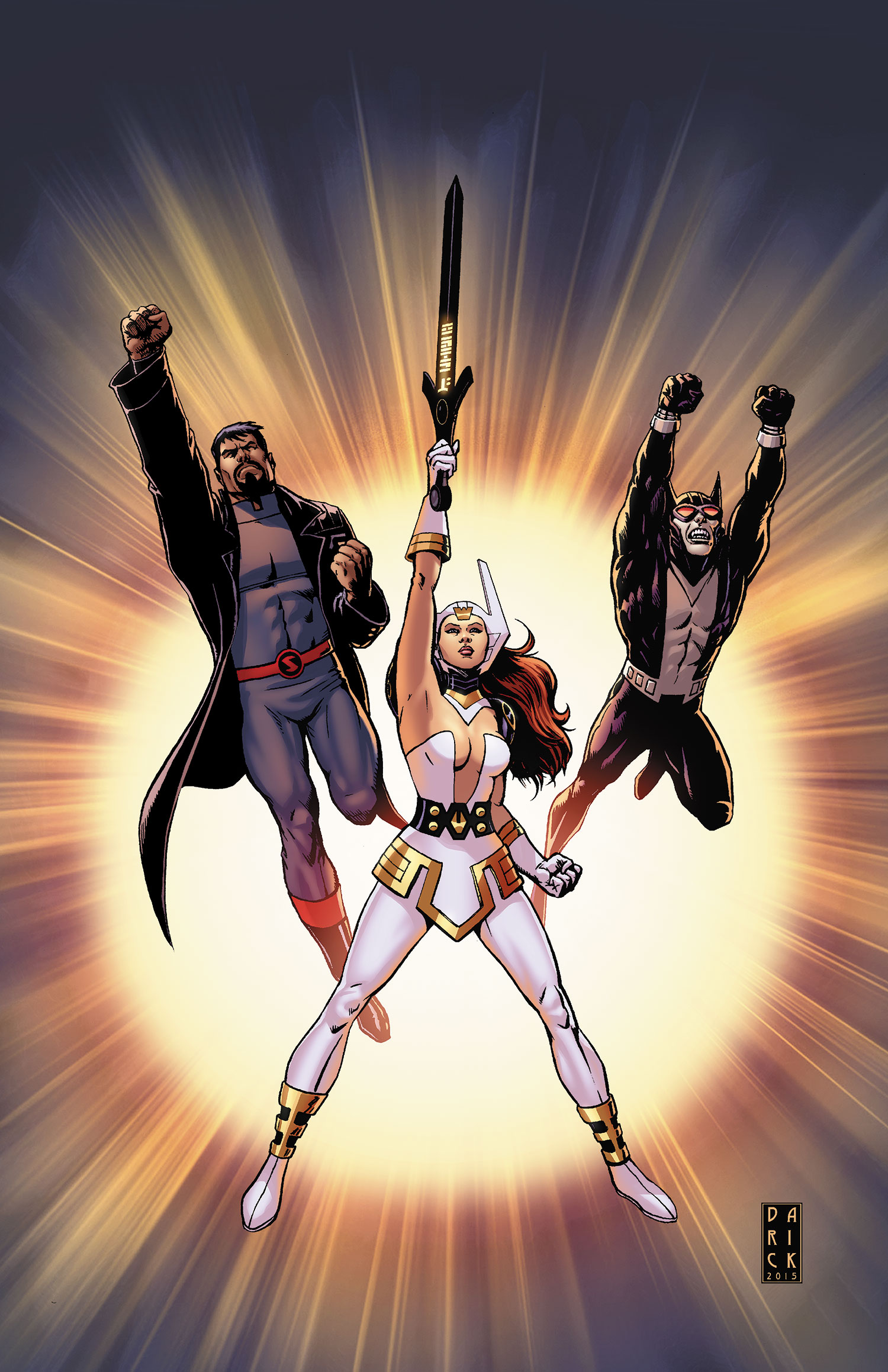 Justice League (Gods and Monsters)