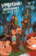 Lumberjanes-Gotham Academy Vol 1 1