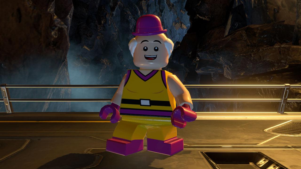 Mister Mxyzptlk (Lego Batman)