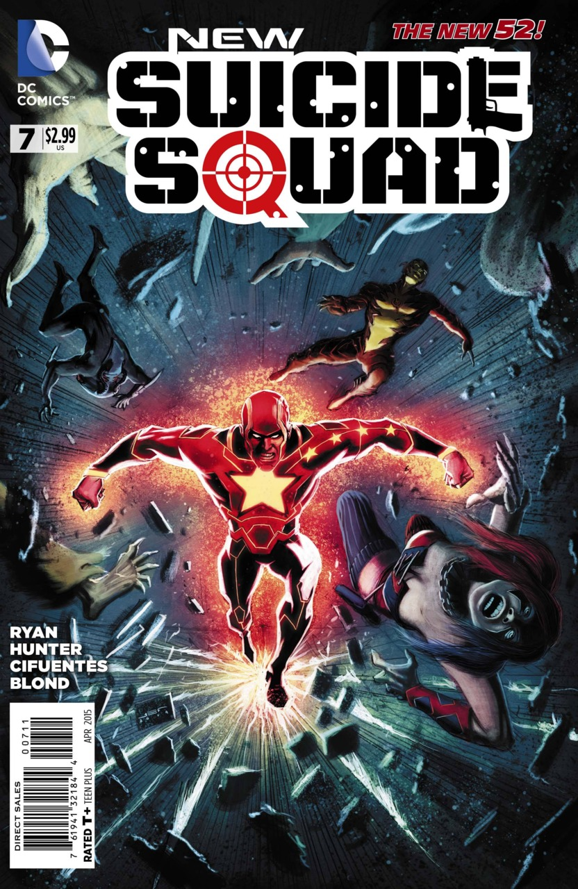 New Suicide Squad Vol 1 7
