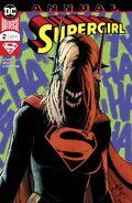 Supergirl Annual Vol 7 2