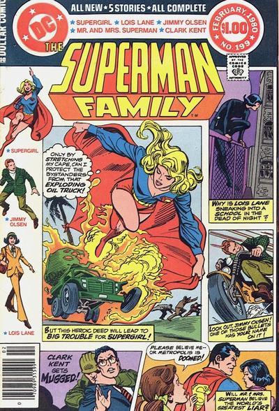 Superman Family Vol 1 199