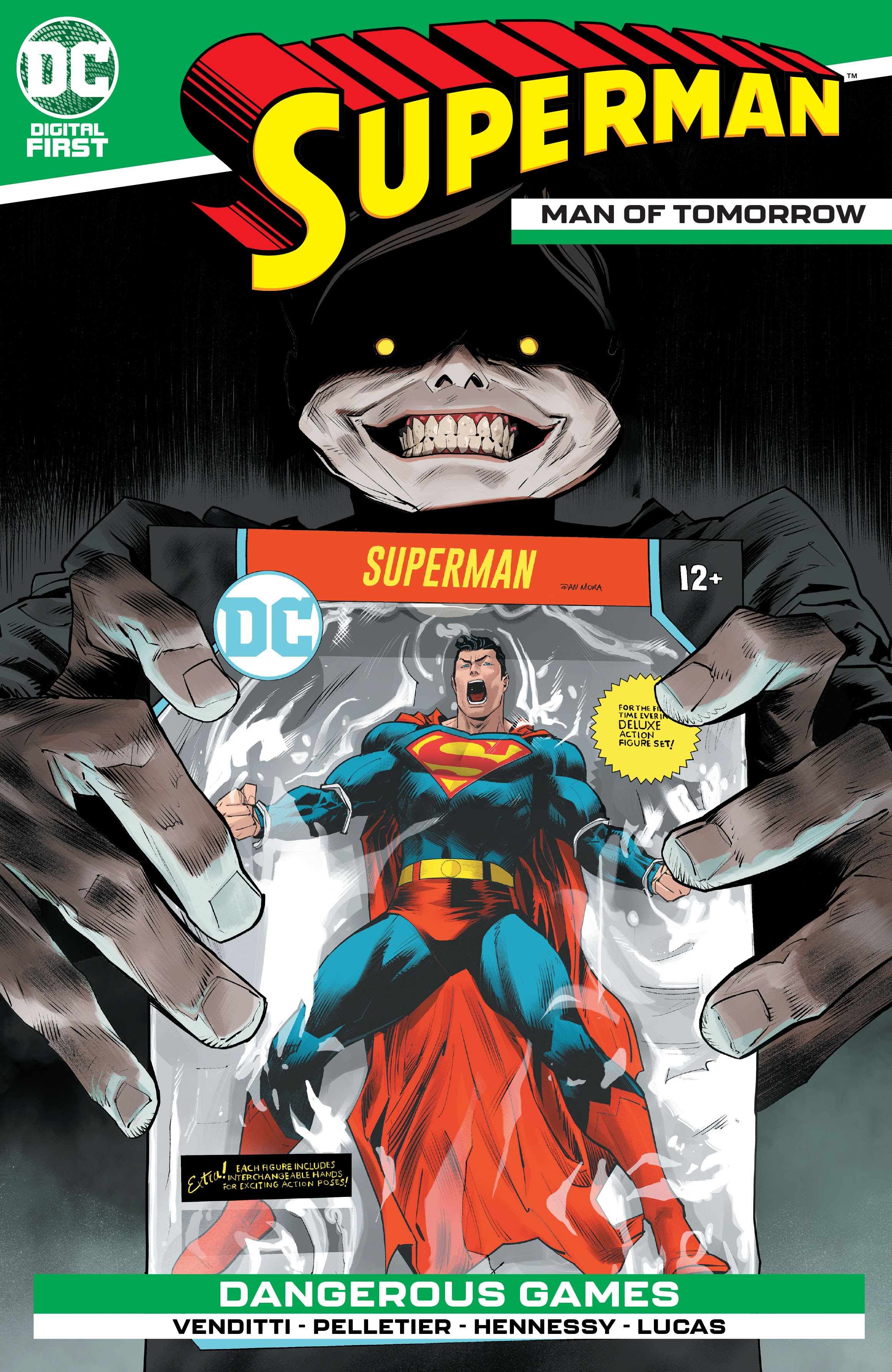 Superman: Man of Tomorrow Vol 1 3 (Digital)