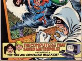 Superman in The Computers That Saved Metropolis