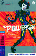 Tangent Comics Power Girl