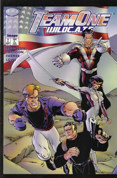 Team One: WildC.A.T.s Vol 1 2