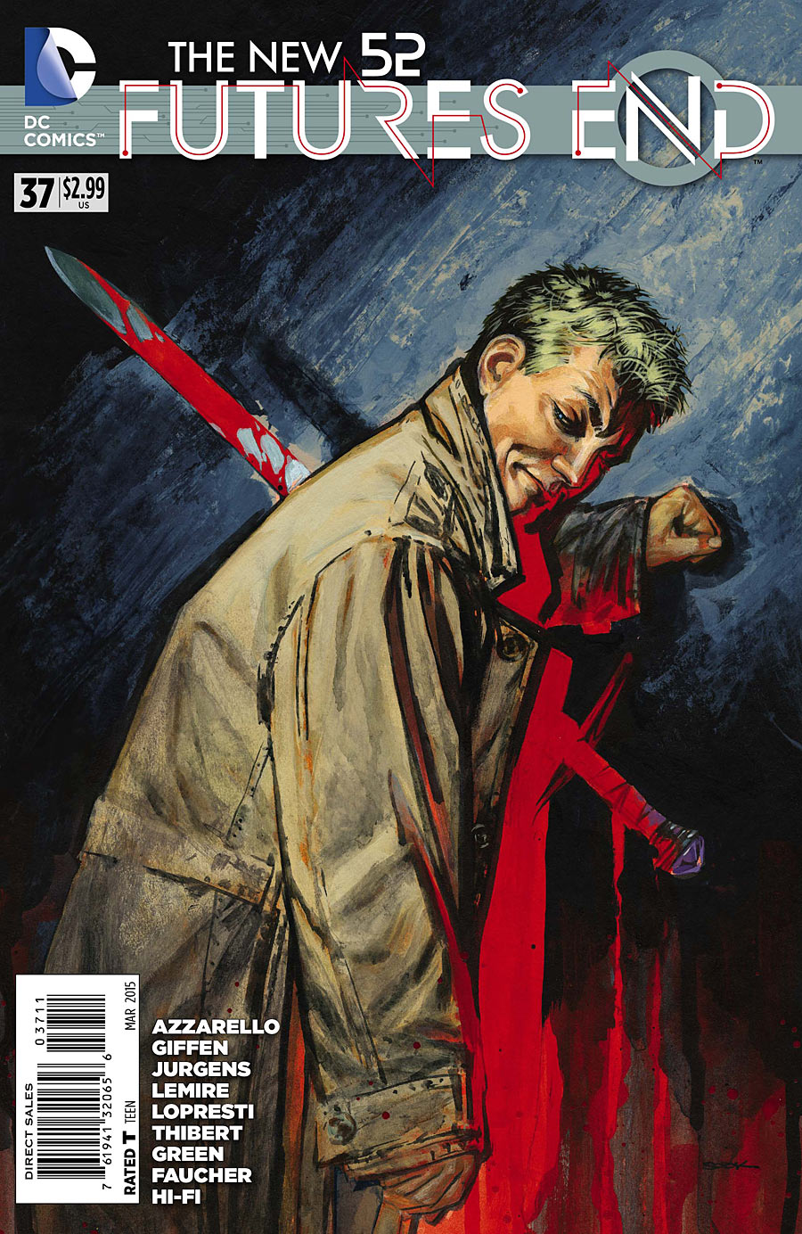 The New 52: Futures End Vol 1 37