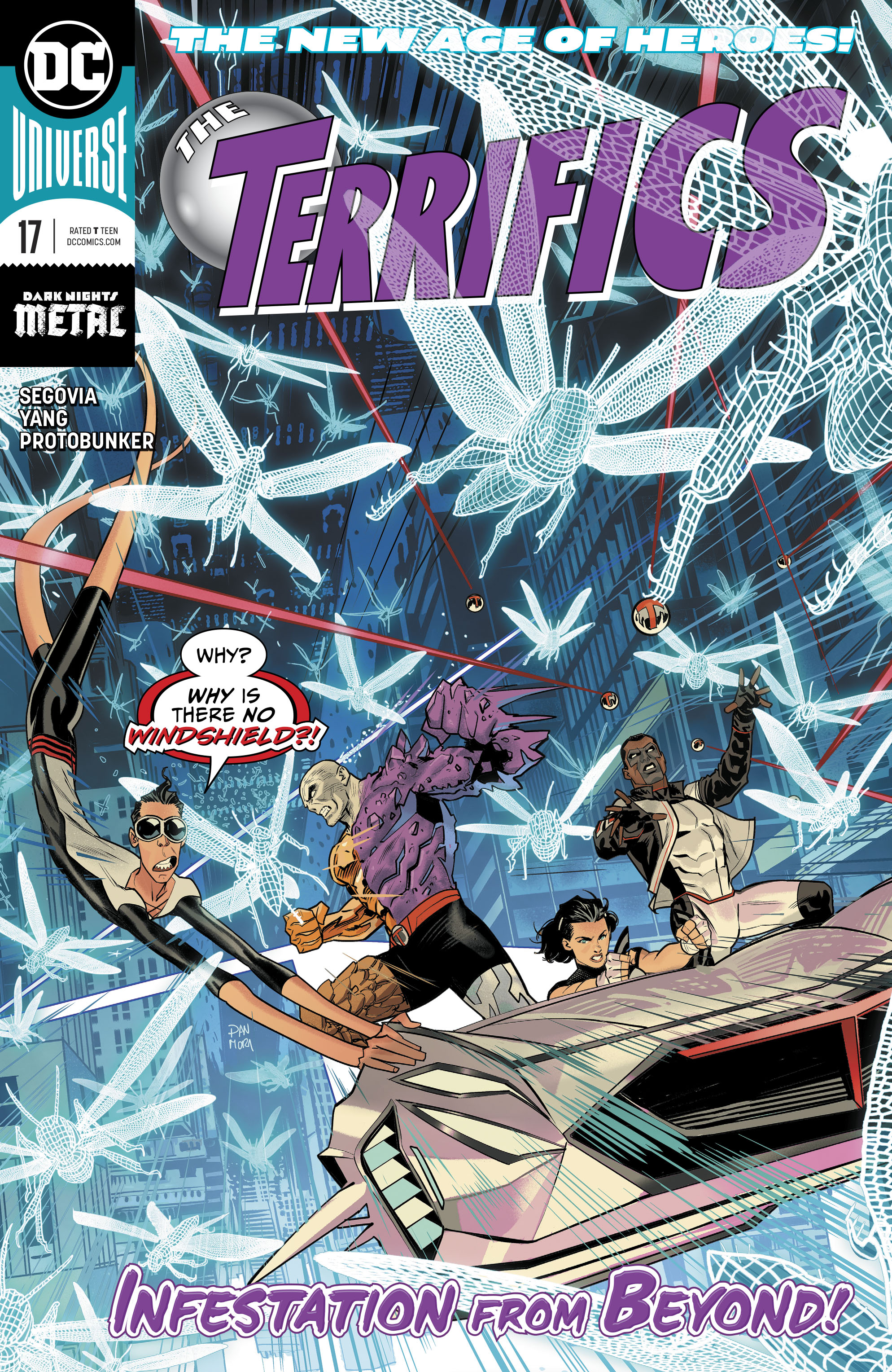 The Terrifics Vol 1 17