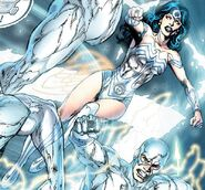 White Lantern Wonder Woman (Diana Prince) 0001