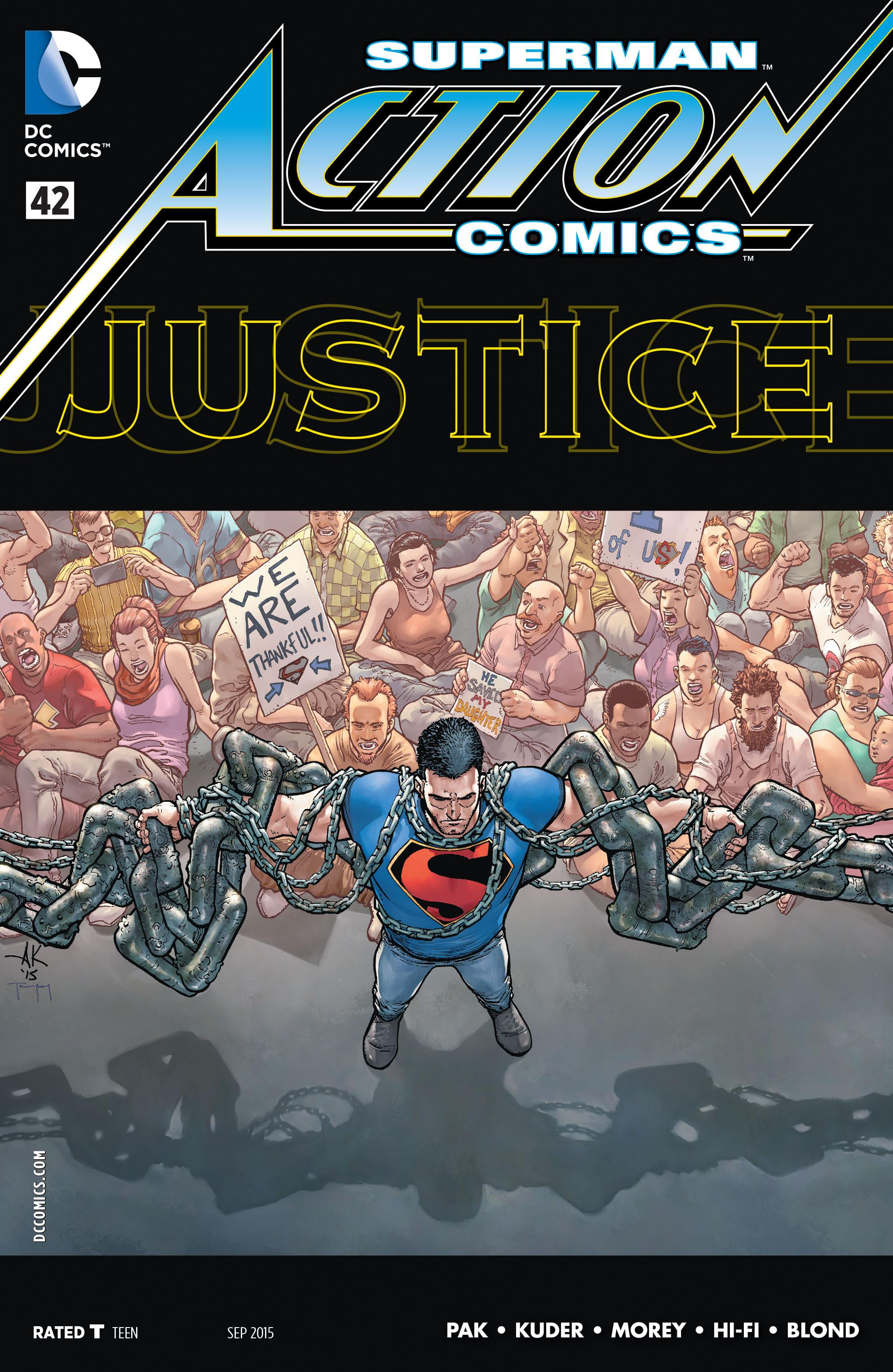 Action Comics Vol 2 42