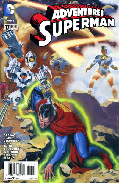 Adventures of Superman Vol 2 17