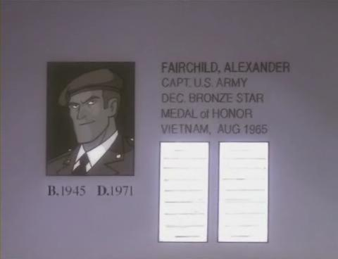 Alexander Fairchild (Gen 13 Movie)