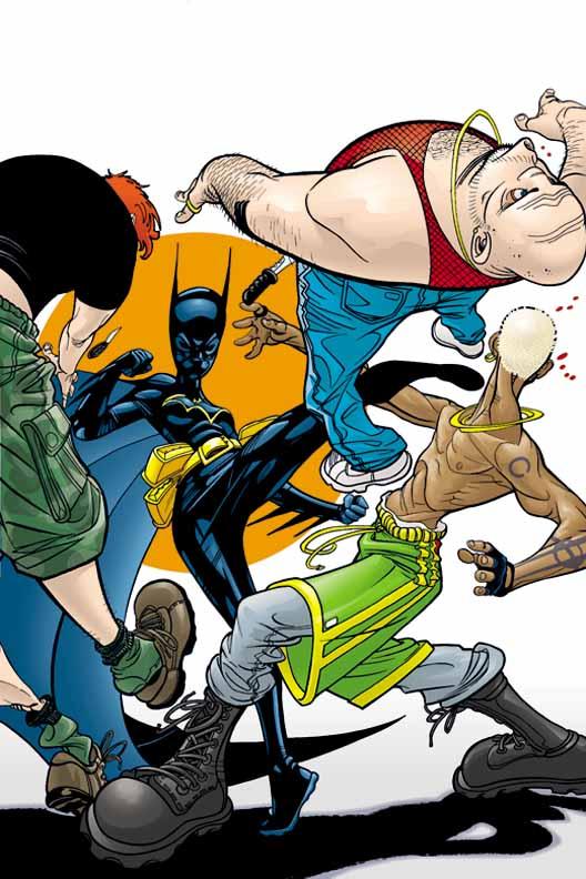 Batgirl Vol 1 22