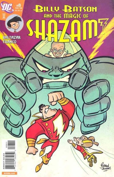Billy Batson and the Magic of Shazam! Vol 1 8