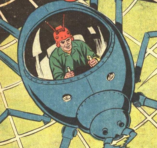 Bug (Earth-One)