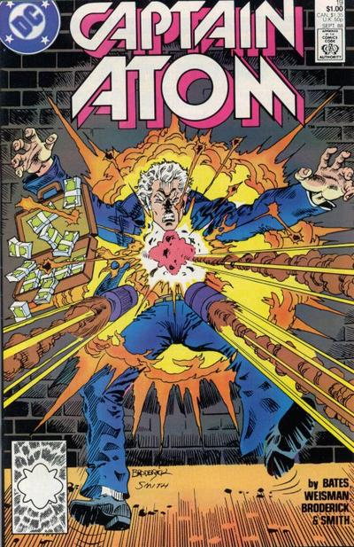 Captain Atom Vol 2 19