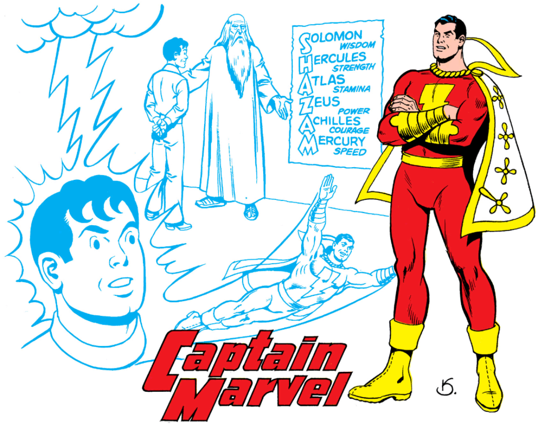 Billy Batson (Earth-S)
