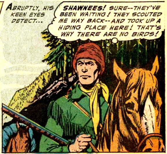 Daniel Boone (Earth-One)