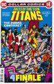 Dollar Comics Tales of the Teen Titans Annual Vol 1 3