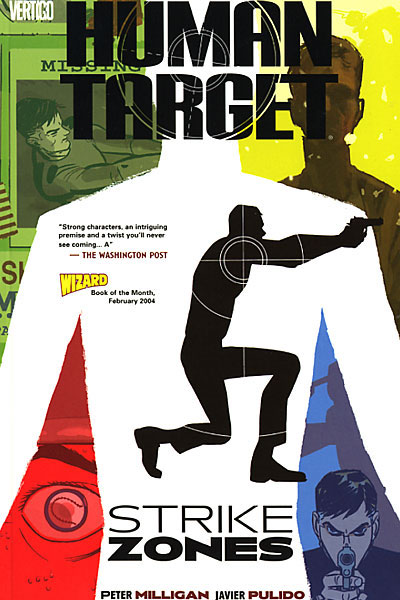 Human Target: Strike Zones (Collected)
