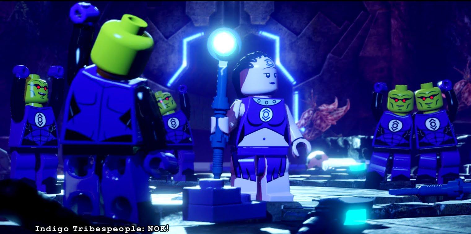 Indigo Tribe (Lego Batman)