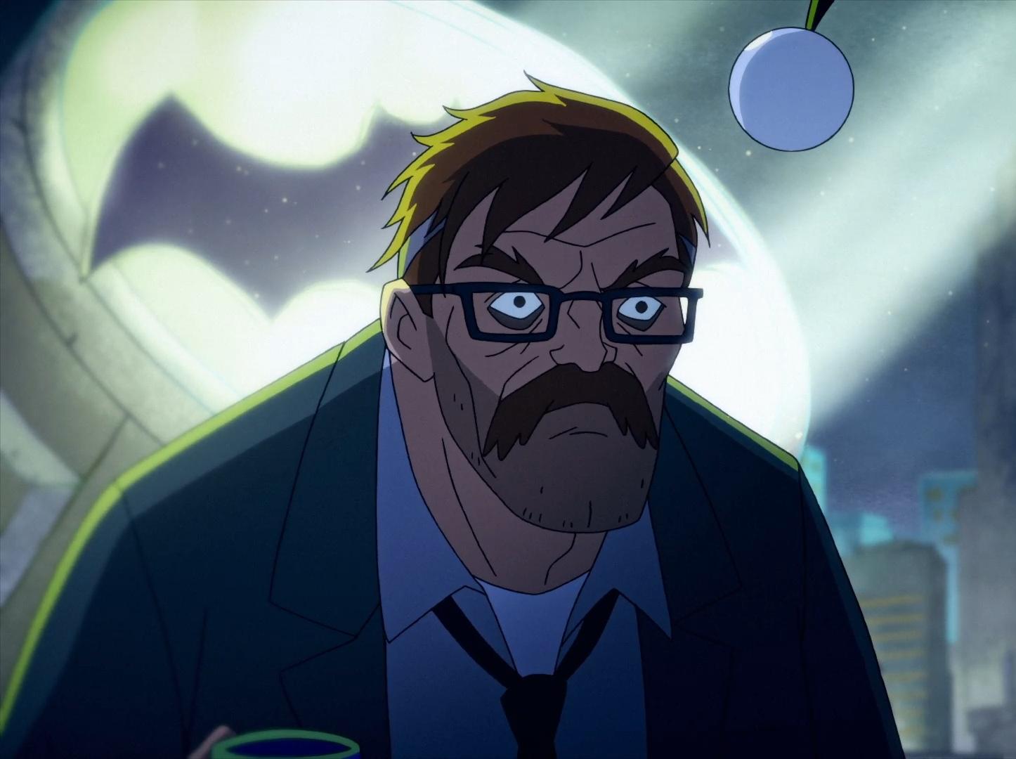 James Gordon (Harley Quinn TV Series)