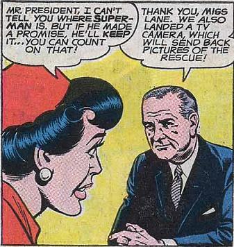 Lyndon Johnson (New Earth)