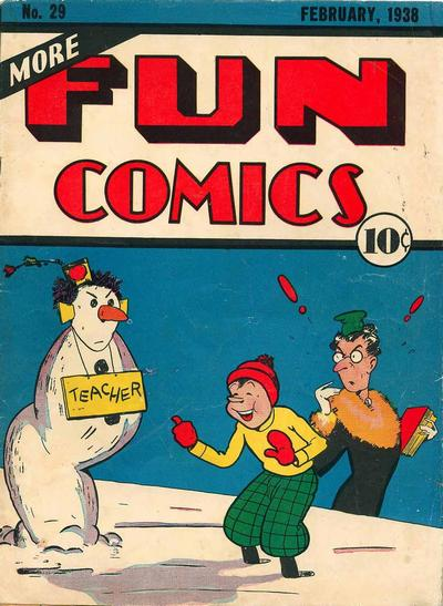 More Fun Comics Vol 1 29