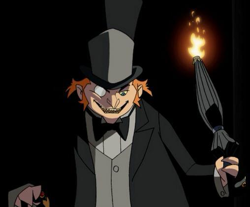 Oswald Cobblepot (The Batman)