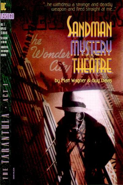 Sandman Mystery Theatre Vol 1 1