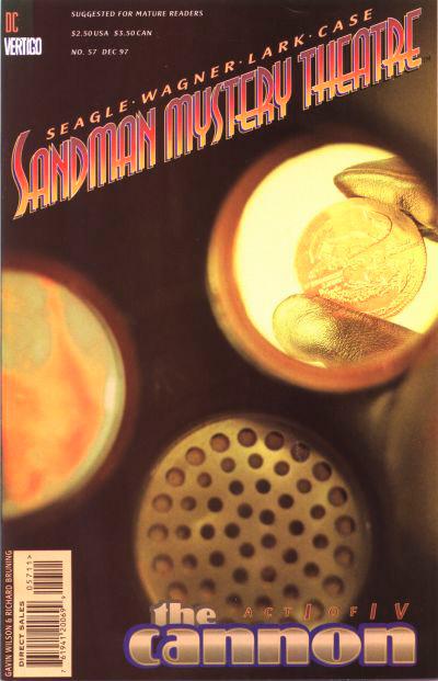 Sandman Mystery Theatre Vol 1 57