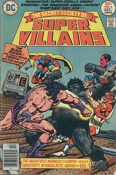 Secret Society of Super-Villains Vol 1 4