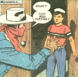 Stuff, Jr. (Earth-One)