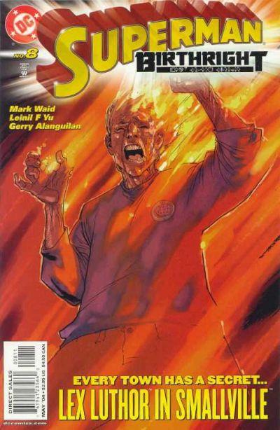 Superman: Birthright Vol 1 8