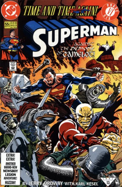 Superman Vol 2 55