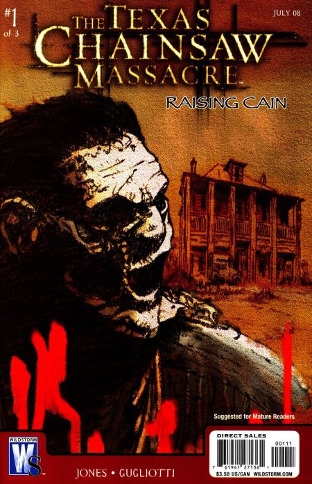 Texas Chainsaw Massacre: Raising Cain Vol 1