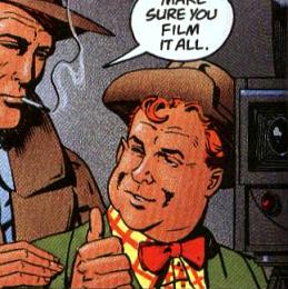 Tubby Watts (JSA: The Golden Age)