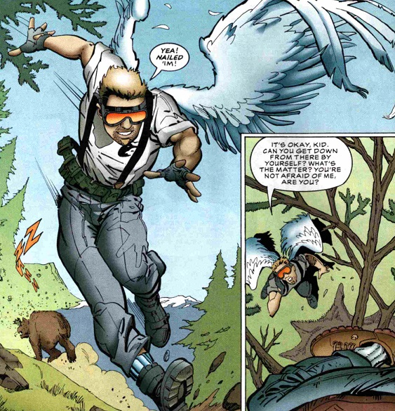 Wiley Wolverman (New Earth)