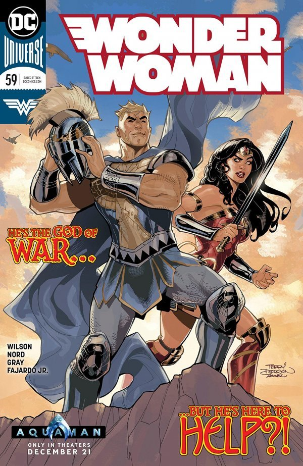 Wonder Woman Vol 5 59