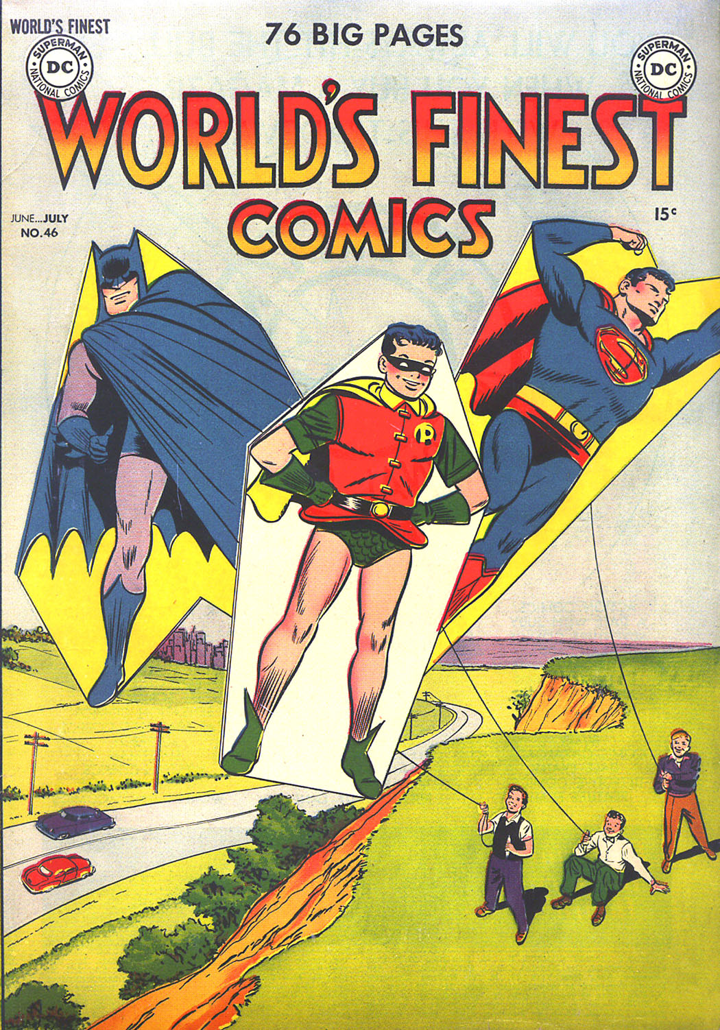 World's Finest Vol 1 46