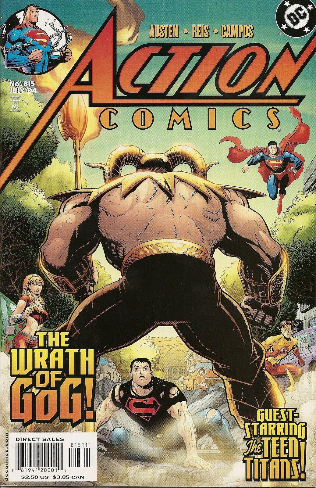 Action Comics Vol 1 815
