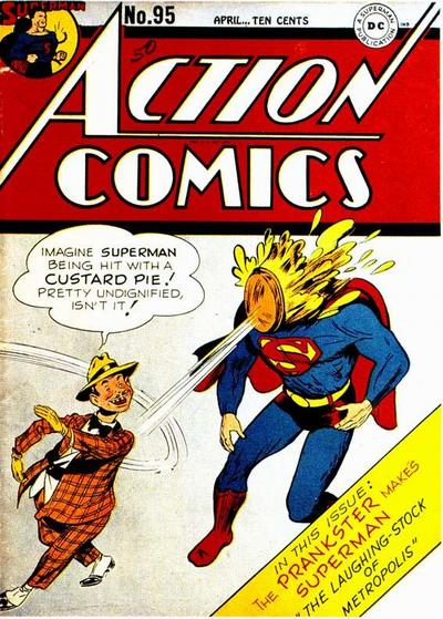 Action Comics Vol 1 95