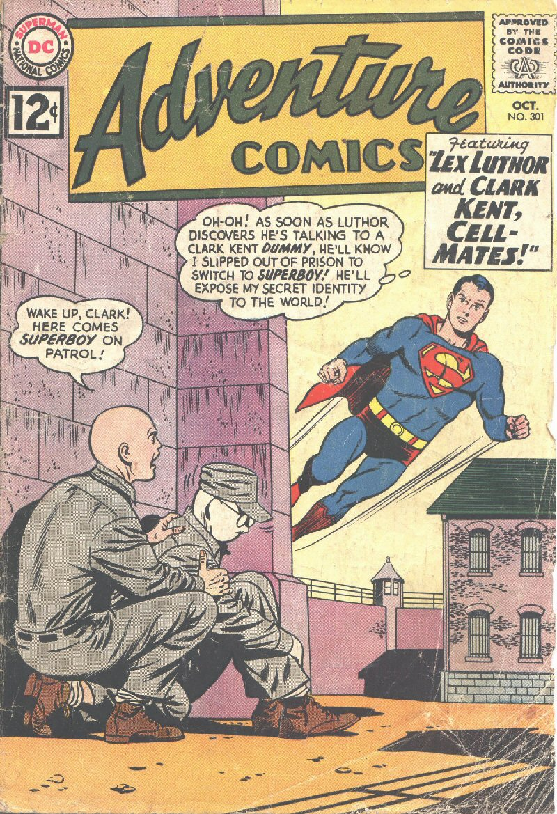 Adventure Comics Vol 1 301