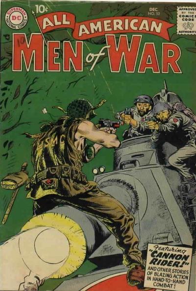 All-American Men of War Vol 1 52