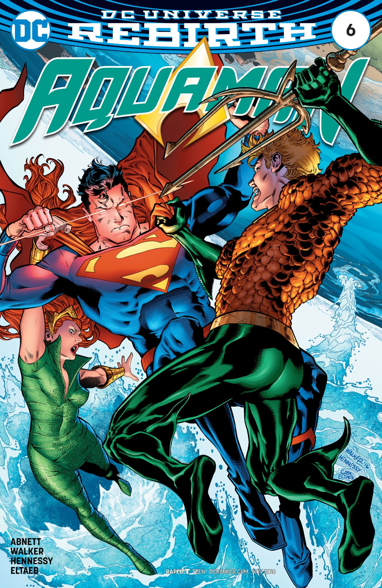 Aquaman Vol 8 6