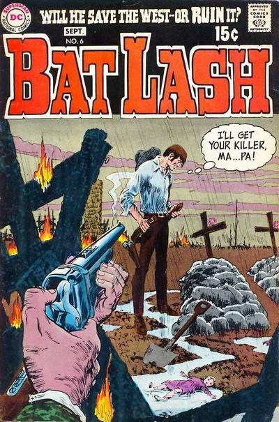Bat Lash Vol 1 6