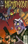 Batman and Robin Adventures Vol 1 2