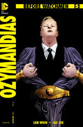 Before Watchmen Ozymandias Vol 1 5